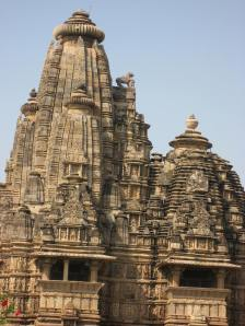 The Lakshmana Temple viewed form another angle